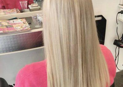 Beautiful clear blonde by Tori